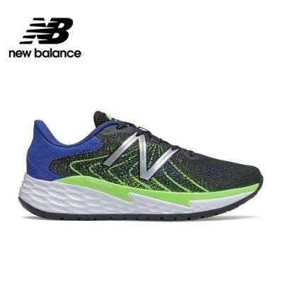 【New Balance】輕量跑鞋_MVARECL1-4E_男性_藍色