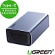 綠聯 Type-C 雙層磁碟陣列2.5/3.5硬碟盒 支援RAID+32TB product thumbnail 1