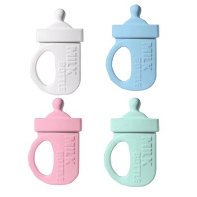 【SIMTONG】奶瓶固齒器(附外出收納盒) 韓國製造