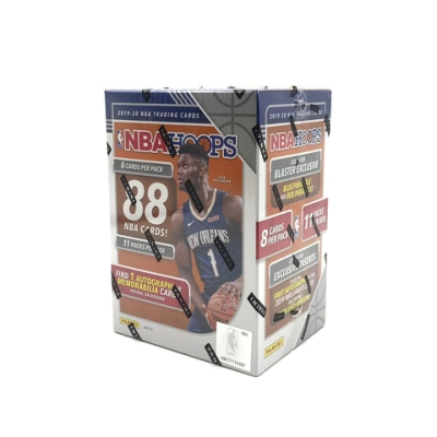 NBA 球員卡 19-20 NBA HOOPS NPP BK Blaster Box