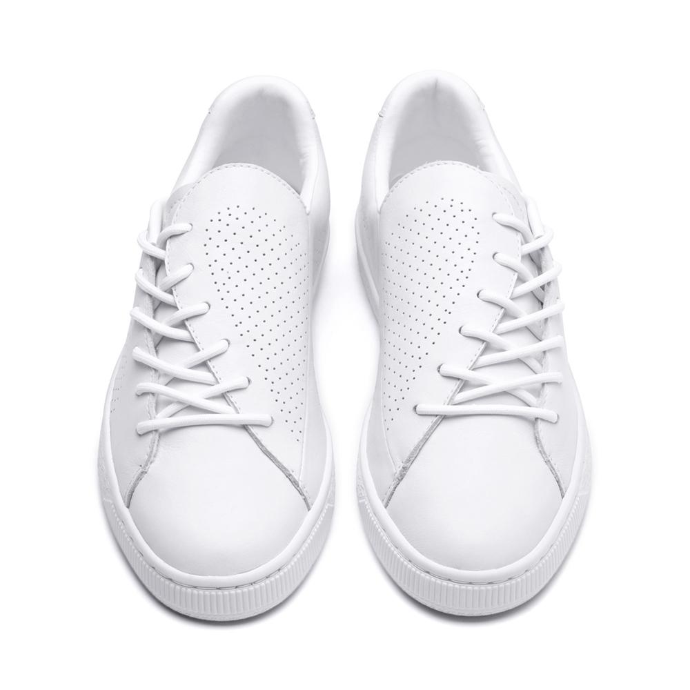PUMA-Basket Crush Perf 愛心籃球鞋-白色