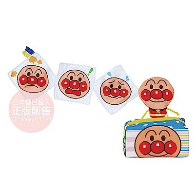 ANPANMAN 麵包超人-越抽越多麵包超人嬰兒面紙盒玩具