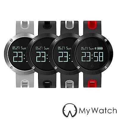 My Watch運動守護藍牙智慧手環(計步/Line提醒) MY10