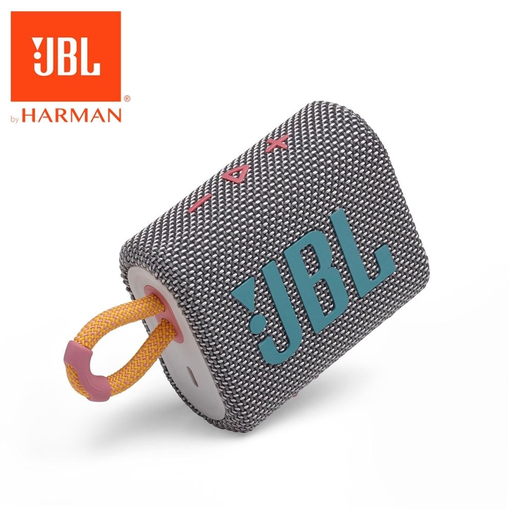 JBL GO 3 可攜式防水藍牙喇叭 product image 1