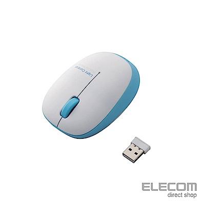 ELECOM 輕巧疲勞減輕無線滑鼠