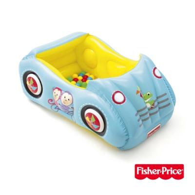 凡太奇 Fisher-Price費雪敞篷車球池(送25顆球) 93535 - 速