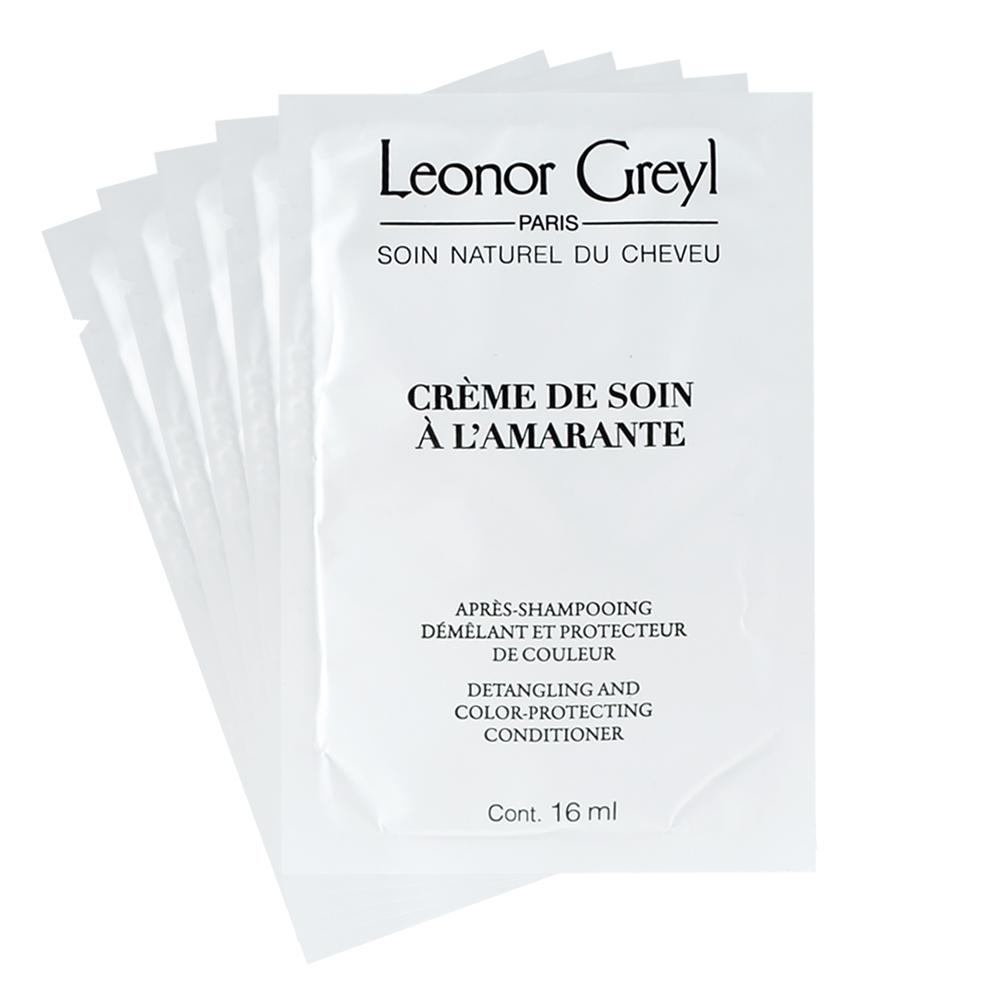 Leonor Greyl 潤澤護色護髮素 16ml 超值5入組