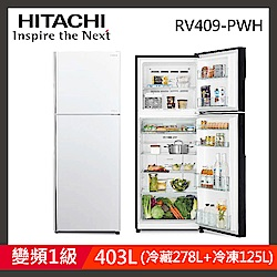 403公升 1級變頻2門電冰箱