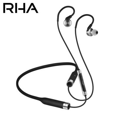 RHA MA750 Wireless 不鏽鋼耳掛式無線藍牙耳機