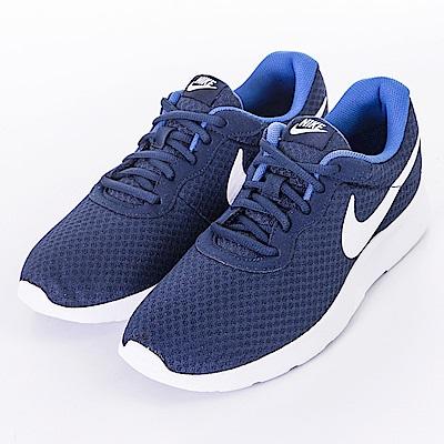 NIKE-男慢跑鞋812654414-藍
