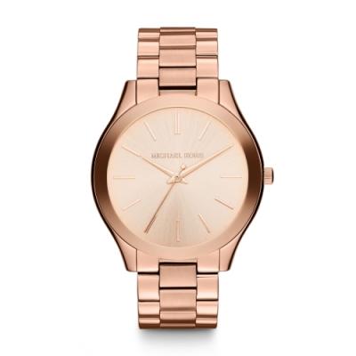 MICHAEL KORS紐約風格時尚腕錶MK3197