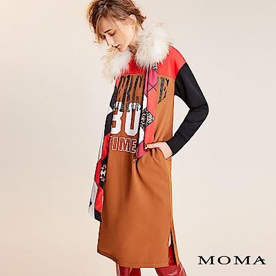 限時商品 | MOMA 運動風撞色洋裝