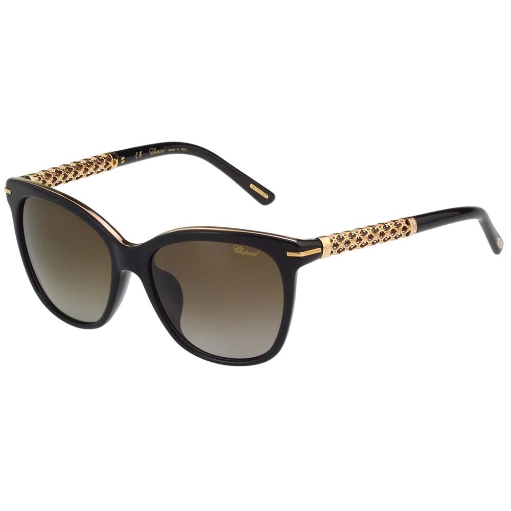 Chopard 偏光 太陽眼鏡(黑色)SCH207G-700P