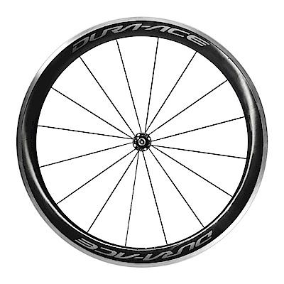 【SHIMANO】WH-R9100-C60-CL DURA ACE 碳纖維內胎式 輪組