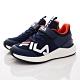 FILA頂級童鞋 輕量慢跑款 EI09U-311藍白紅(中大童段) product thumbnail 1