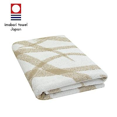 日本今治 純天然有機棉無染色浴巾(絲帶-秋香綠)