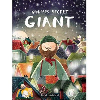 Grandad s Secret Giant 爺爺的神祕巨人精裝繪本