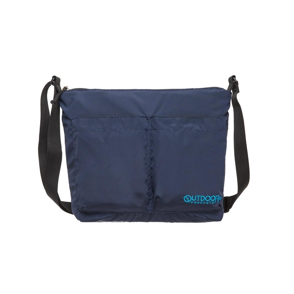 【OUTDOOR】輕遊系-側背包-深藍色 OD201116NY