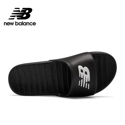 【New Balance】運動涼拖鞋_中性_黑色_SUF100BK-D楦