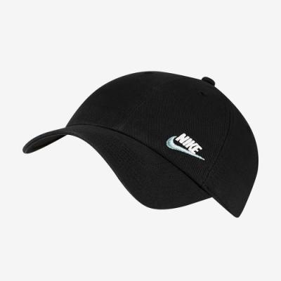 NIKE 帽子 棒球帽 老帽 休閒 運動 黑 AO8662017  Sportswear Heritage 86 Futura