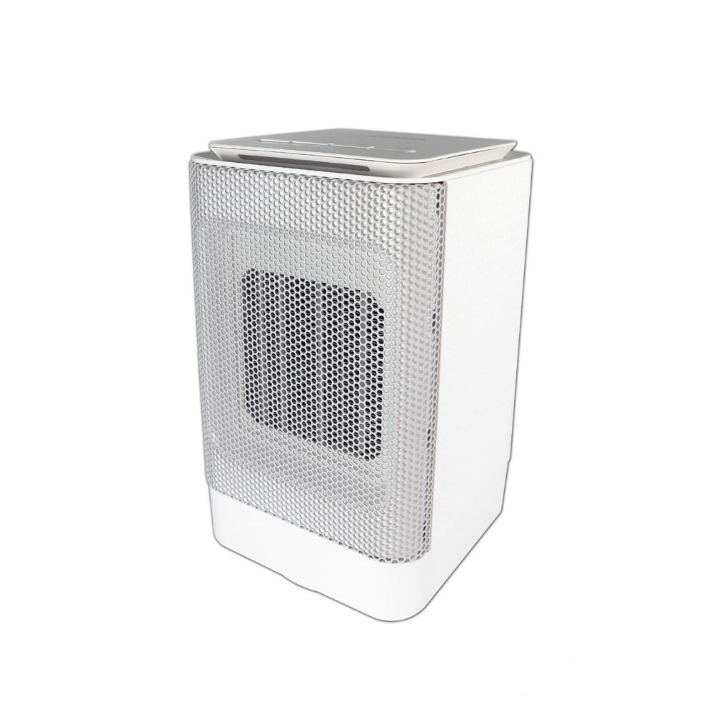 KINYO 迷你可自動擺頭陶瓷電暖器