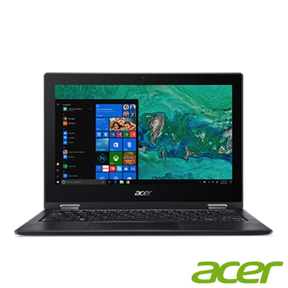Acer SP111-33-C644 11吋筆電(N4000/4G/64G SSD/Swift 1/黑)