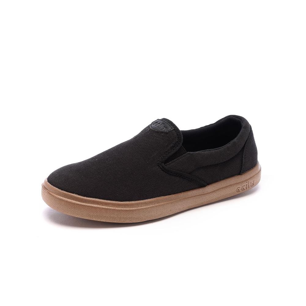 CCILU再生咖啡渣超輕量休閒鞋-女款-302422001美式黑