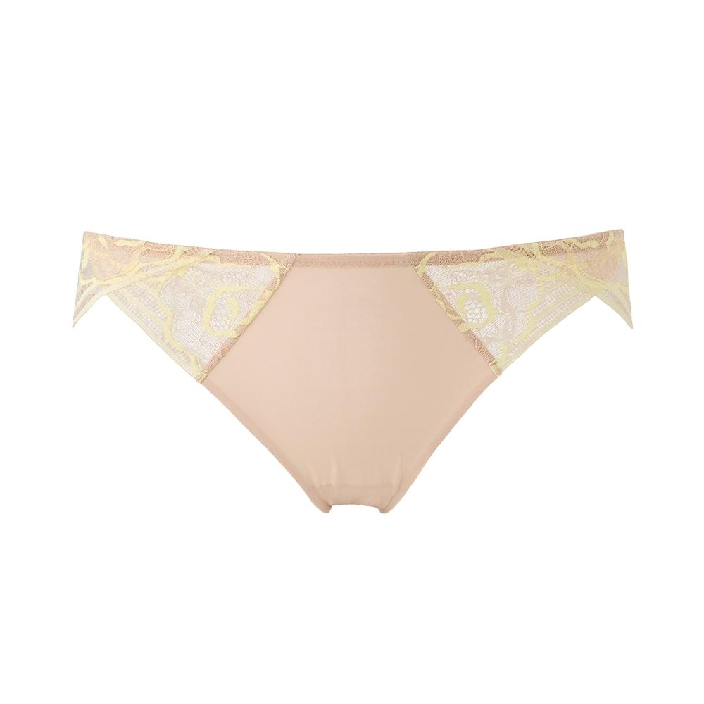 黛安芬-優雅記憶枕曲線系列低腰內褲 M-EL 膚