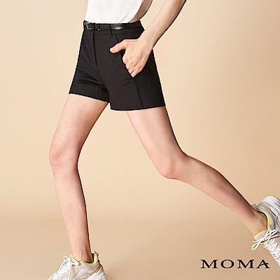 MOMA 簡約錦棉短褲