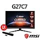msi微星 Optix G27C7 27吋 電競螢幕(送MAG XA2821 SoundBar喇叭) product thumbnail 1