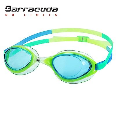 巴洛酷達 成人抗UV防霧泳鏡 Barracuda AQUABELLA #35955
