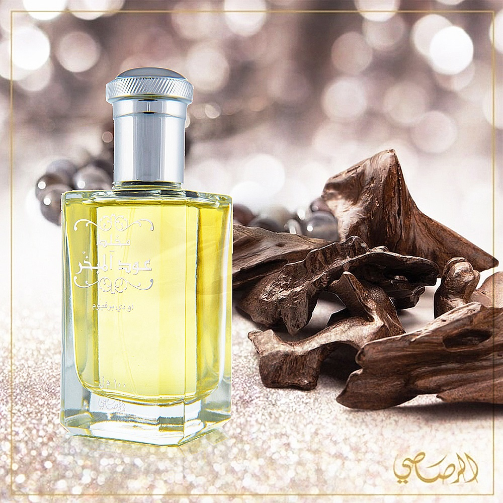 Rasasi拉莎斯 Oudh Al Mubakhar伊甸園 玫瑰與天竺葵 香水100ml