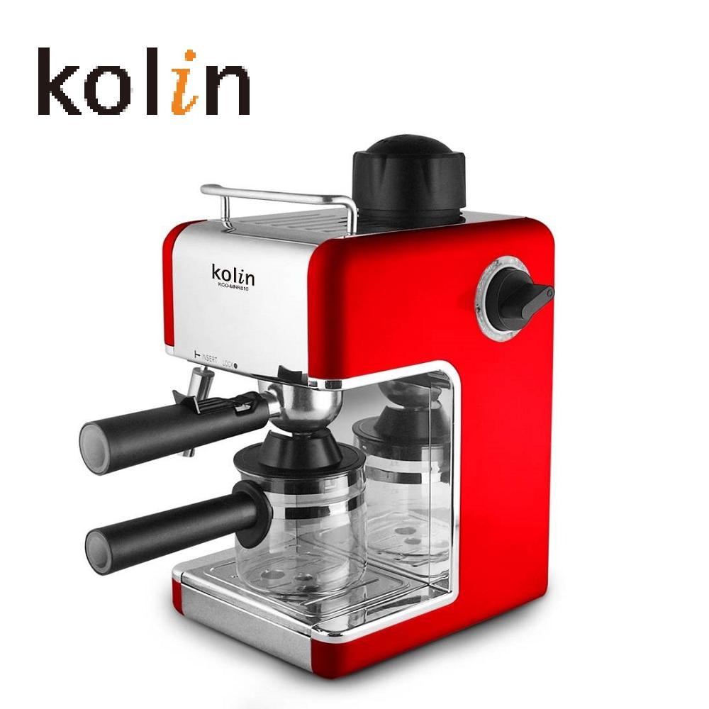(福利品) 歌林義式濃縮4人份咖啡機 KCO-MNR810