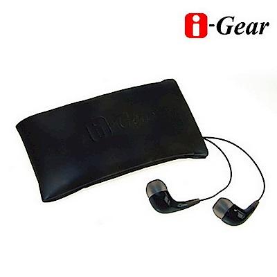 i-Gear 筆電專用高音質入耳式耳機麥克風IEH-105