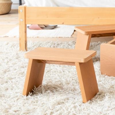 Amos-大和日式防潮梯形塑木浴椅