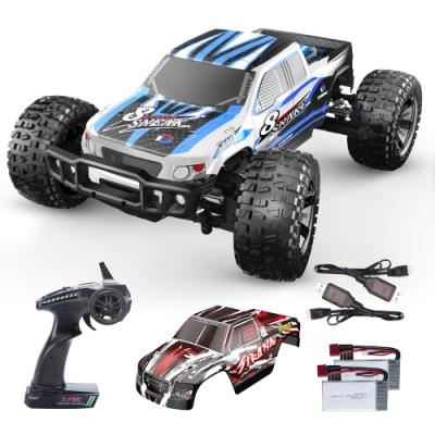 DEERC 9200E 1:10 4WD 高速遙控車  雙電板 (原廠公司貨保固維修)