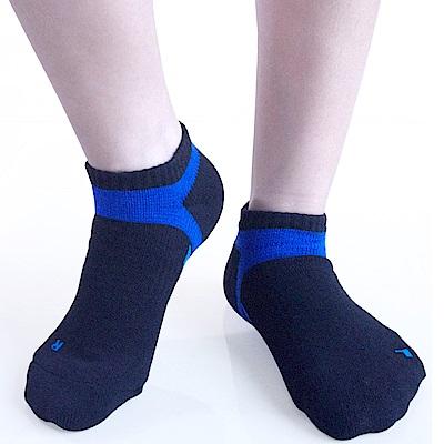 MIT 足弓加壓氣墊襪 12雙 SE909