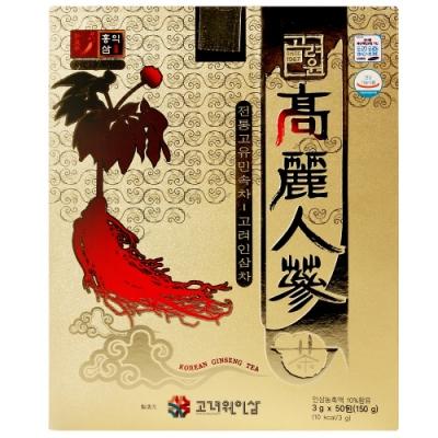 KOREAN 高麗人蔘茶(150g)