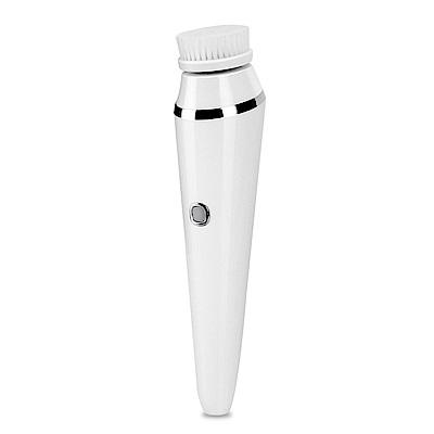 三合一充電式電動旋轉洗臉機 潔面儀 臉部按摩器 毛孔清潔刷