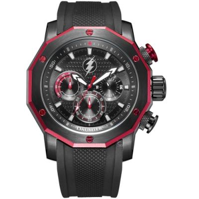 瑞士丹瑪DAUMIER正義聯盟ELITES系列限量腕錶-閃電俠