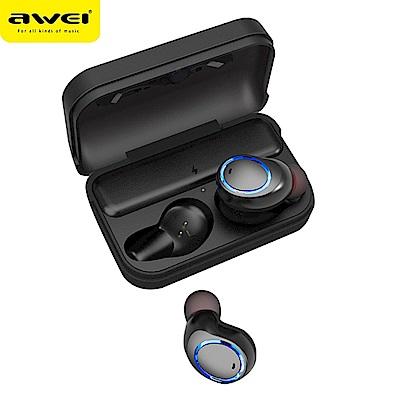 AWEI T3真雙無線藍牙5.0耳機