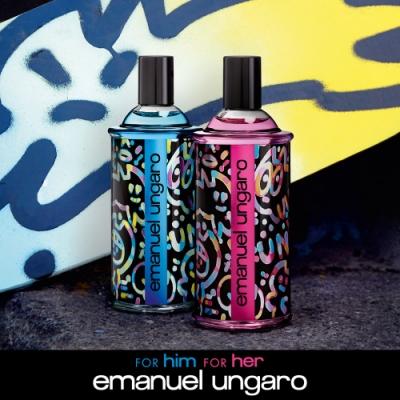 Emanuel Ungaro Mastige  Femme For HER女性淡香精100ml