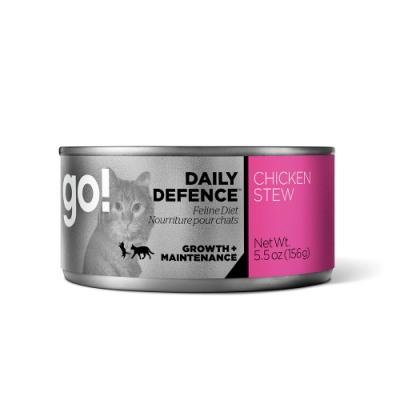 Go! 天然主食貓罐 品燉系列 鮮雞肉 156克