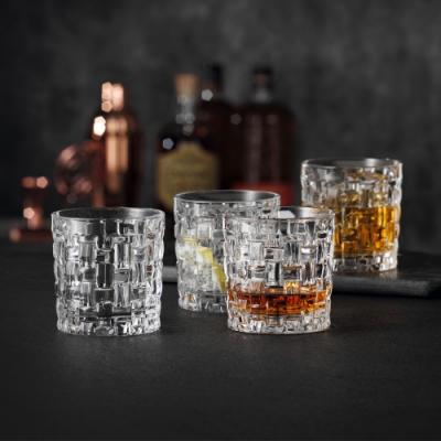 【Nachtmann】巴莎諾瓦威士忌杯8.4CM 2入