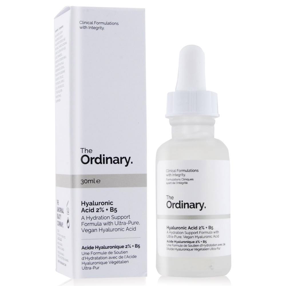 The Ordinary Hyaluronic Acid 2%+B5超純補水玻尿酸30ml