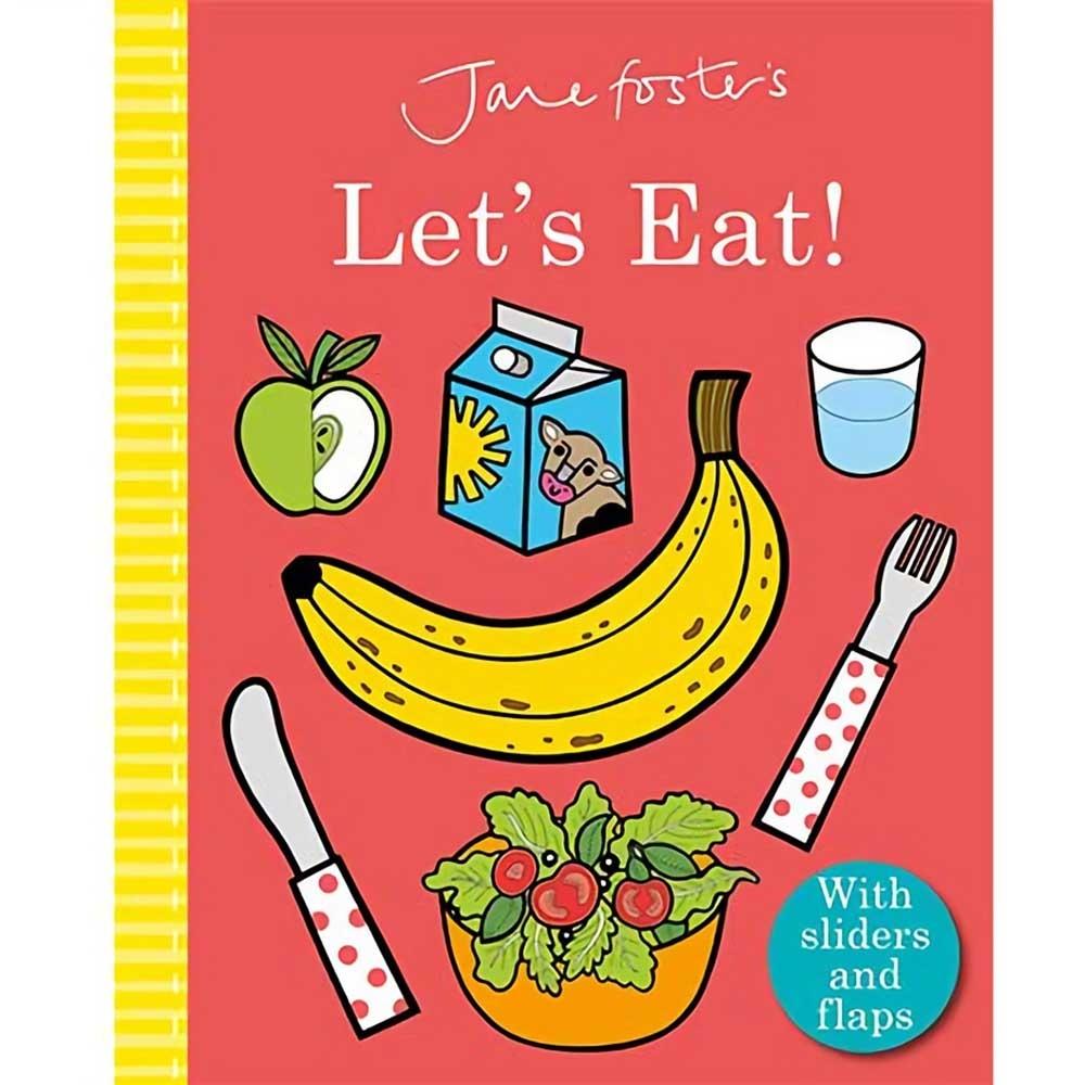Jane Foster's Let's Eat! 動手做飯操作書