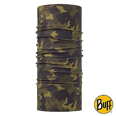 《BUFF》Plus經典頭巾-獵人迷彩 BF117962-846