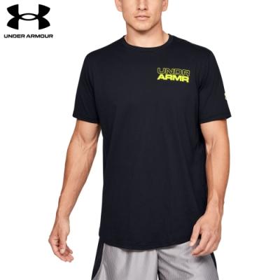 【UNDER ARMOUR】UA 男 Baseline短T-Shirt