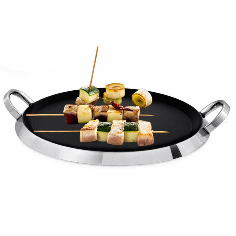 葡萄牙SILAMPOS 海洋BBQ不沾烤盤28cm(無蓋)