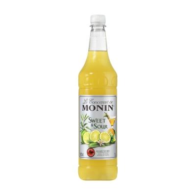 Monin糖漿-萊姆汁1L